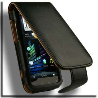 Leather Flip Case for HTC Sensation 4G Pouch Holster