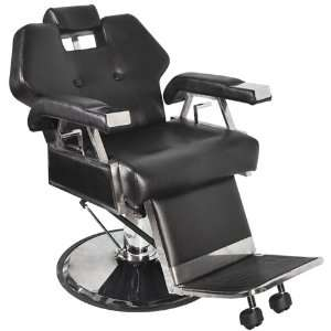 Professional Salon Reclining Barber Chair BC 30B: Beauty