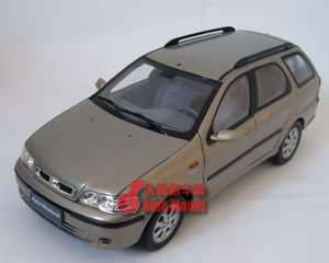 Dealer Edition 118,China Nanjing AUTO FIAT PALIO WEEKEND,GOLD