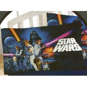 Star Wars Saga Pillowcase