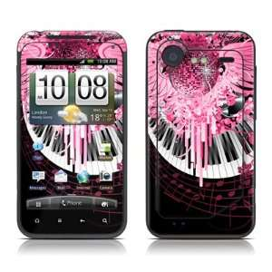 Disco Fly Design Protective Skin Decal Sticker for HTC Incredible S