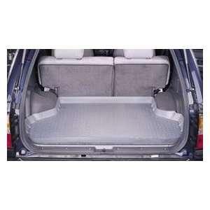 com Husky Liners 28302 Grey Rubber Custom Fit Cargo Area Floor Liner