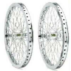 75, Pro, Rear, 14mm, Black Alloy Wheel