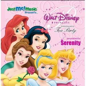 Disney Princess Tea Party Serenity Music