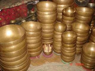 Wholesale lot of Tibetan Singing Bowls 15kgs