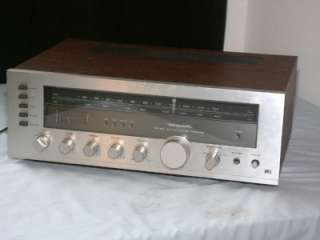 Vintage Realistic STA 100 AM/FM Stereo Receiver Model 31 2089