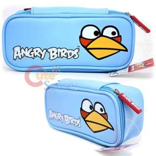 Angry Birds Pencil Case Blue Bird1