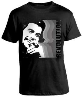 Che Guevara   Che Smoking Revolution T shirts at AllPosters