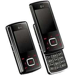 LG MG800 Chocolate Black GSM Unlocked Cell Phone