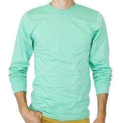 American Apparel Mens Mint Shirt (Size XL)