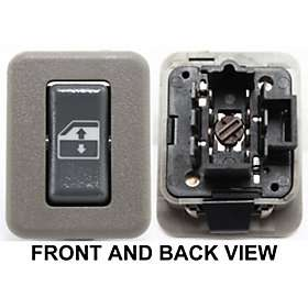 New Window Switch Black Chevy Suburban Truck Chevrolet C3500 98 97 96