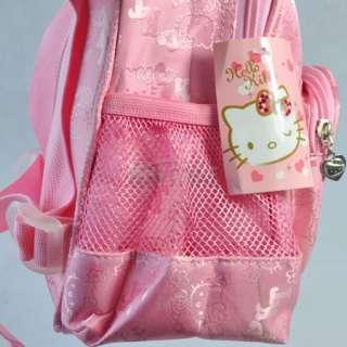 Zipper Case Girls Kids Schoolbag Backpack Small Bag Gift 8003