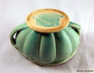 Vintage McCoy Vase NM Antique Mc Coy Art Pottery USA