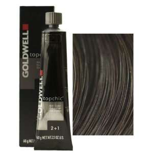 Goldwell Topchic Professional Hair Color (2.1 oz. tube)   4B Beauty
