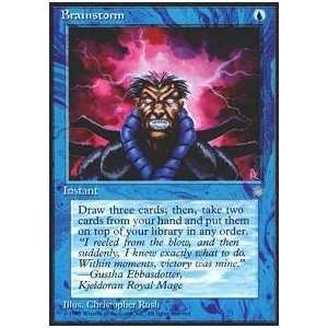 Magic the Gathering   Brainstorm   Ice Age Toys & Games