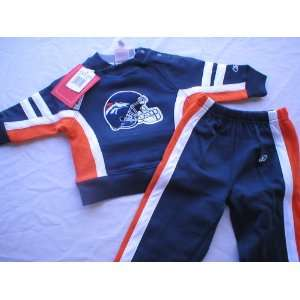 Denver Broncos Reebok Baby / Infant Sweatsuit: Sports