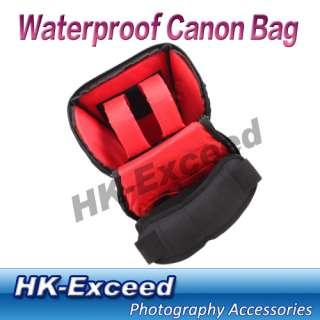 Camera Case Bag for Canon 50D, 550D, 500D, 450D, 1000D,G11,G10