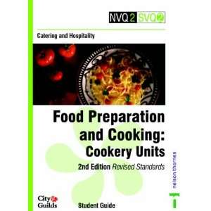 NVQ2/SVQ2 Catering and Hospitality   Food Preparation and Cooking