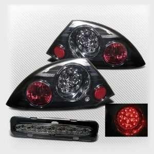 Eautolight Mitsubishi Eclipse Jdm Smoke LED Tail Lights + LED