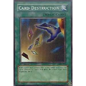 Card Destruction   Starter Deck Yugi   Super Rare [Toy] Toys & Games