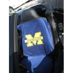 Michigan Wolverines Car Seat Cover   Sports Towel  Sports
