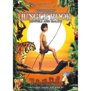 The Second Jungle Book Mowgli & Baloo (1997) Jamie Williams, Billy
