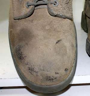 BELLEVILLE MILITARY/AIR FORCE/COMBAT LEATHER STEEL TOE VIBRAM BOOTS sz