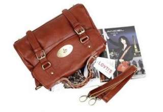 Womens Korea Style Vintage Messenger Bag Briefcase Leisure Package