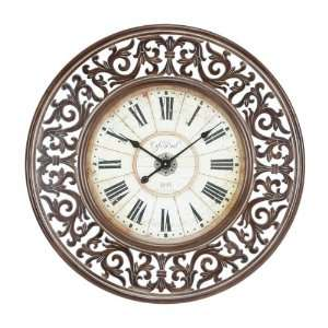 Unique Decorative Wood Wall Clock