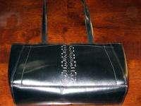 lovely Mondani medium tote handbag black faux leather purse perfect