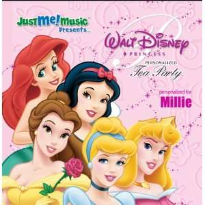 Disney Princess Tea Party Millie Music