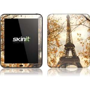 Paris Eiffel Tower Surrounded by Autumn Trees skin for HP