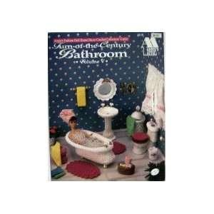 Fashion Doll Home Decor Crochet Collectors Guild, V) Annie Potter