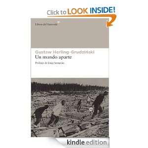 Un mundo aparte (Literatura   L. Asteroide) (Spanish Edition) Gustaw