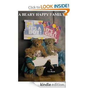 Beary Family (A Childrens Picture Book about Teddy Bears) T. J