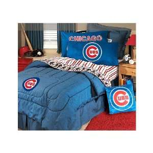 Chicago Cubs Full/Queen Bed Set
