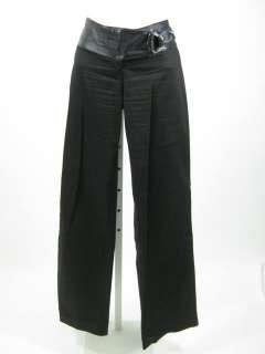 GILBERT VS LAURIE Black Boot Cut Dress Pants Size XS