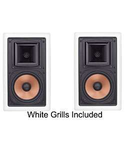 Klipsch RCW 5 In Wall Speakers (Pair)  Overstock