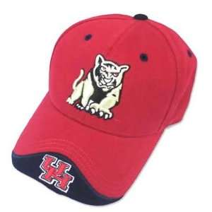 Houston Cougars Red Logo Tip Hat