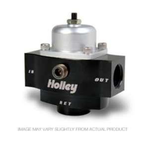 Adjustable Bypass Billet Fuel Pressure Regulator with 3/8 NTP Ports