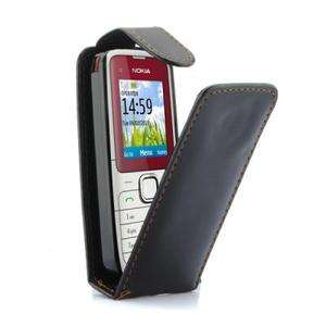 Protective Flip PU Leather Pouch Case Cover For NOKIA C1 01 C101 NEW