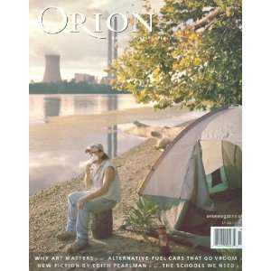 Orion Magazine September/October 2011 H.Emerson Blake Books