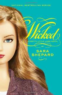 Pretty Little Liars Novel 6 Books Series Collection Gif