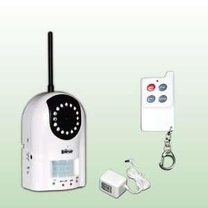 Control   Complete Anti Intruder Surveillance System