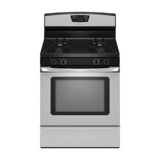 Amana 5.0  Cubic Foot Self Cleaning Gas Range, AGR5844VDB