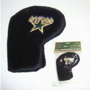 NHL Dallas Stars Deluxe Golf Putter Cover Case Pack 12