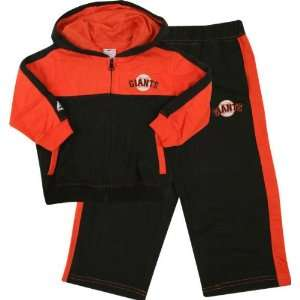 San Francisco Giants  Kids 4 7  French Terry Hoody/Pant