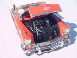 FRANKLIN MINT 1956 CHEVY NOMAD FRANKLINS CHEVROLET PARTS & SERVICE