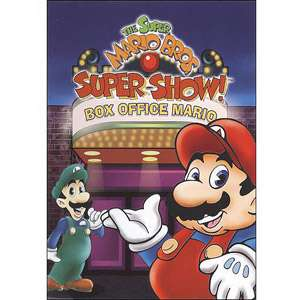 The Super Mario Bros. Super Show Box Office Mario (Full