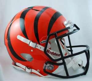 NFL Revolution SPEED Football Helmet CINCINNATI BENGALS